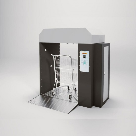 Disinfection Tunnel for Shopping Cart i-SHARP SH-BD-015
