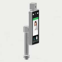 i-SHARP No Touch Face Recognition, Body Temperature Detection, Access Camera